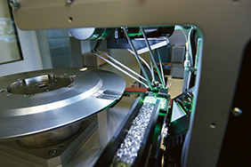 Delta robot, feed system and TO rotary table as a complete solution