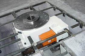 Weiss Automotive Rotary Tableindexermachine Building